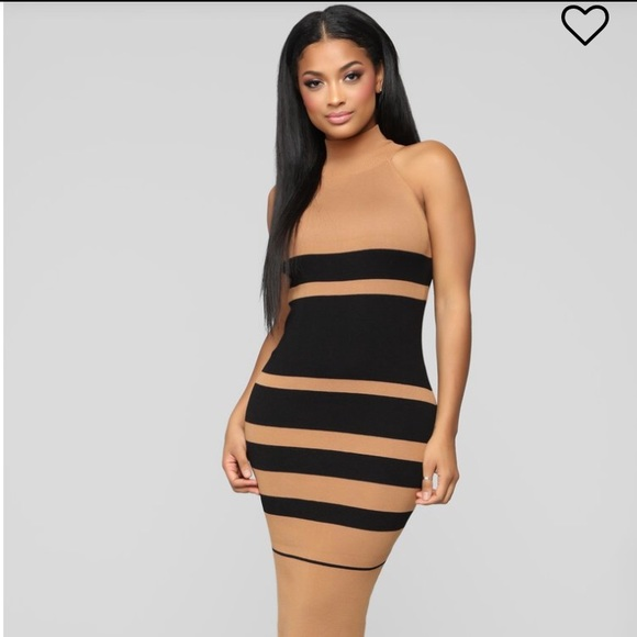 cd15cddd2e Fashion Nova Dresses | Take The High Road Stripe Dress | Poshmark